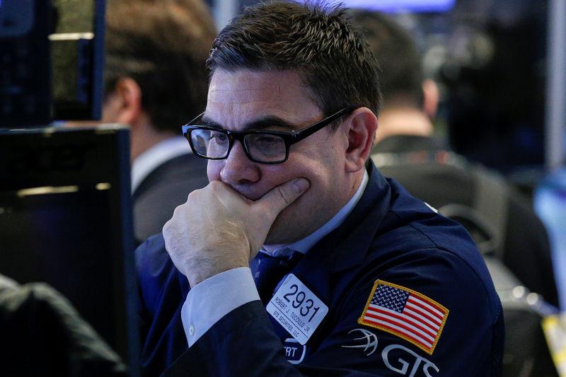 U.S. Stock Futures Rebound After Worst Selloff in Four Months