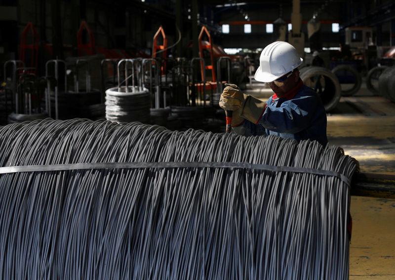 Minério de ferro registra ganhos de 1,16% na primeira sessão de dezembro