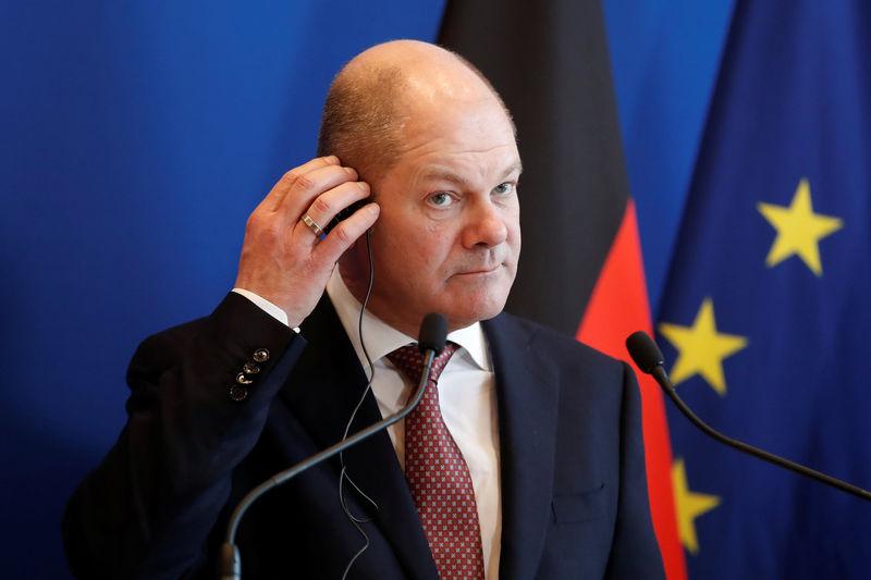 Scholz nennt Unions-Regierung Standortrisiko für Deutschland