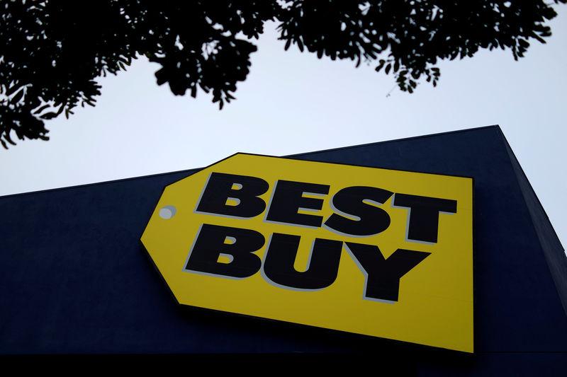 Best Buy Falls as Wedbush Sees Better Options