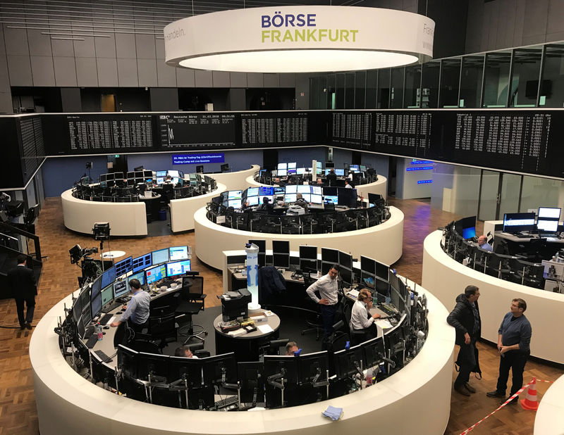 Germany stocks higher at close of trade; DAX up 1.16%
