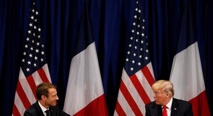 French Defiance to Trump on Digital Tax Casts Shadow Over G-7