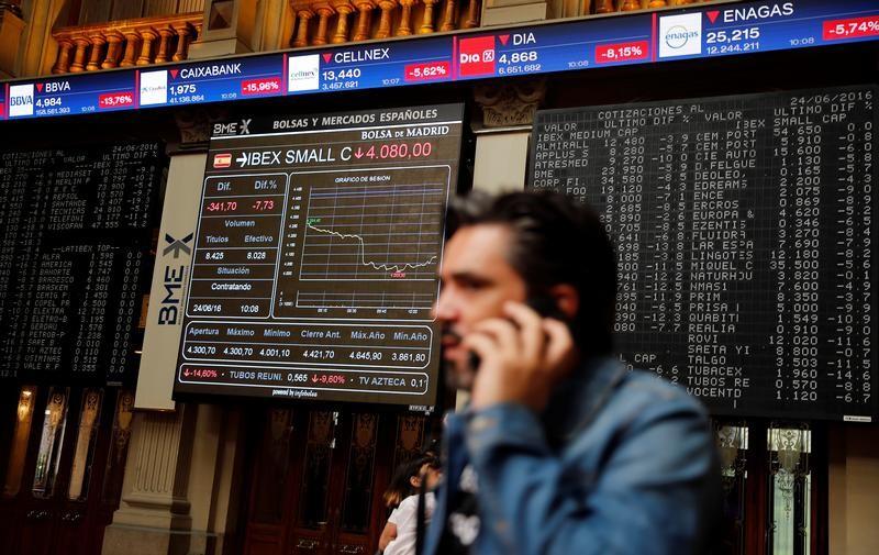 Рынок акций  Испании закрылся ростом, IBEX 35 прибавил 1,05%
