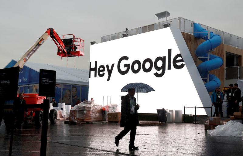 Alphabet Weaker On New EU Antitrust Probe Into Google's Ad Business