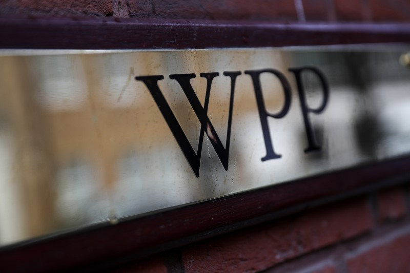 WPP bounces back as advertising confidence soars