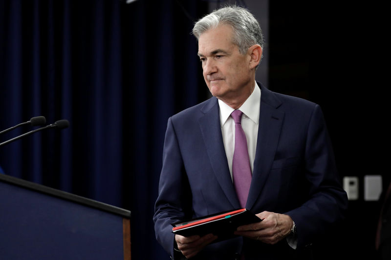 WATCH LIVE: Fed Chair Jerome Powell Holds Press Conference