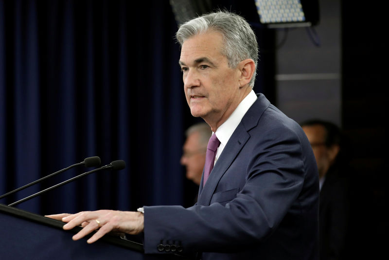 Fed Chief Powell Downplays Need for More Aggressive Rates Hikes, Dollar Slides