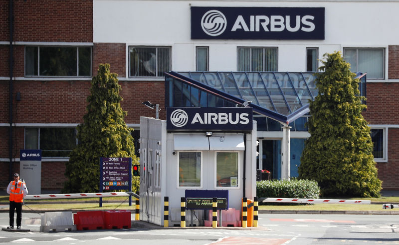 Airbus CEO expects business travel to pick up -NZZ By Reuters