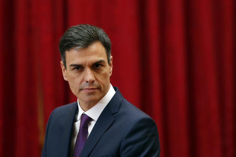 Sánchez llega a Argentina para reunirse con el presidente Alberto Fernández