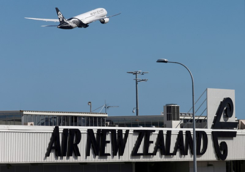 Air New Zealand prevé reanudar los vuelos internacionales a mediados de 2022