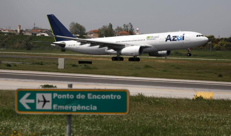 Azul e Gol voltam a subir com Anac determinando devolução de aviões da Avianca