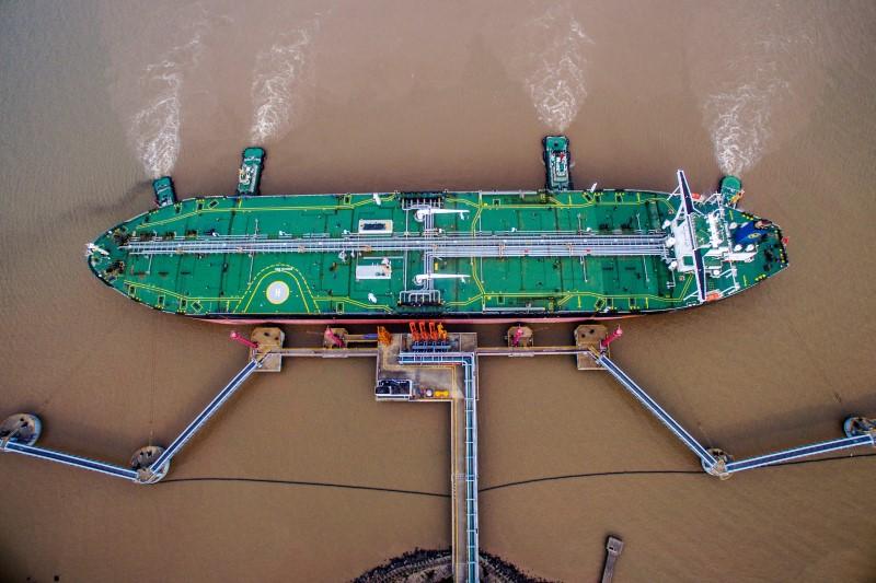 Oil tanker A Symphony crashes outside China's Qingdao port, spills oil
