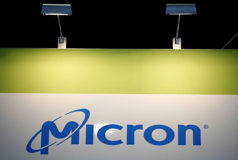 Resultados e receitas da Micron acima do esperado no Q4