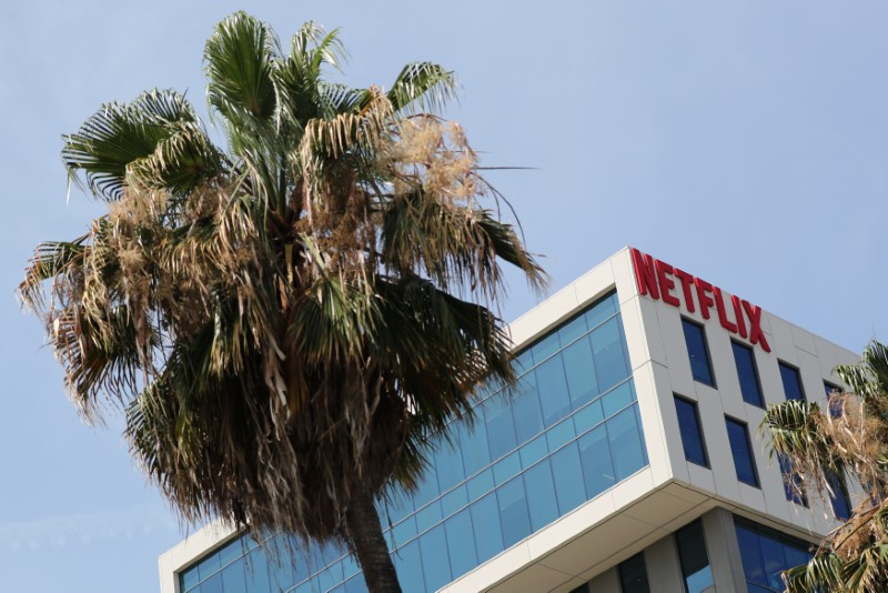 Netflix Stock: Can Streaming Service Hold off Competitors?