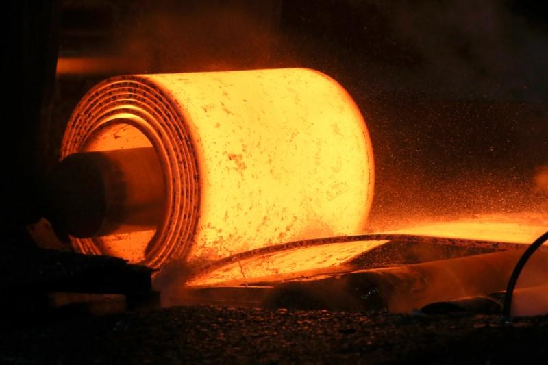 Ham çelik üretimi Ağustos'ta küresel %1,4 düştü, Türkiye'de %7,1 arttı
