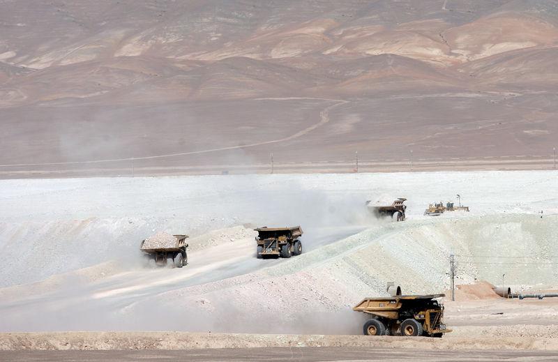 Järnmalmsföretag minskar till följd av problem i Kina