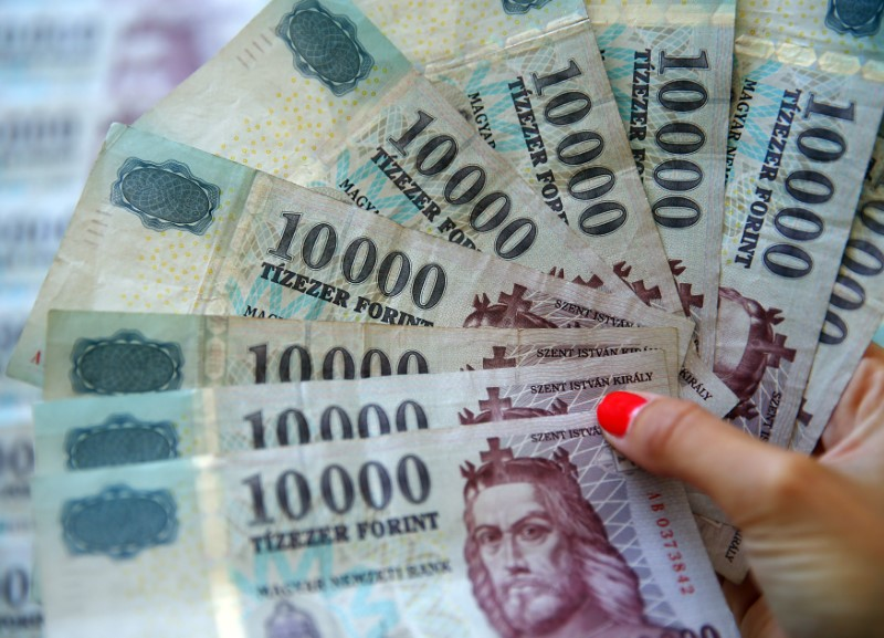 Central European FX could begin slow rebound after virus hit: Reuters poll