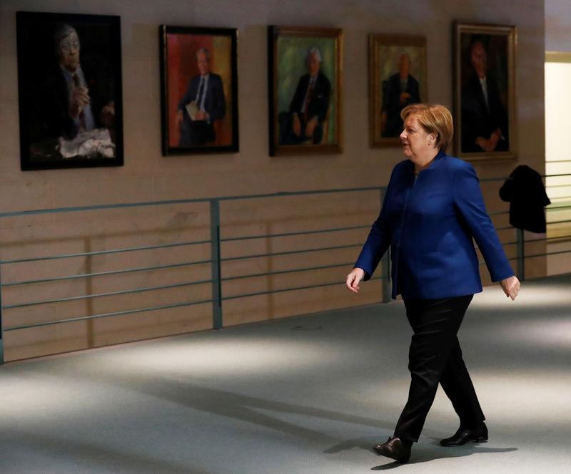 Merkel - Bund-Länder-Impfgipfel war