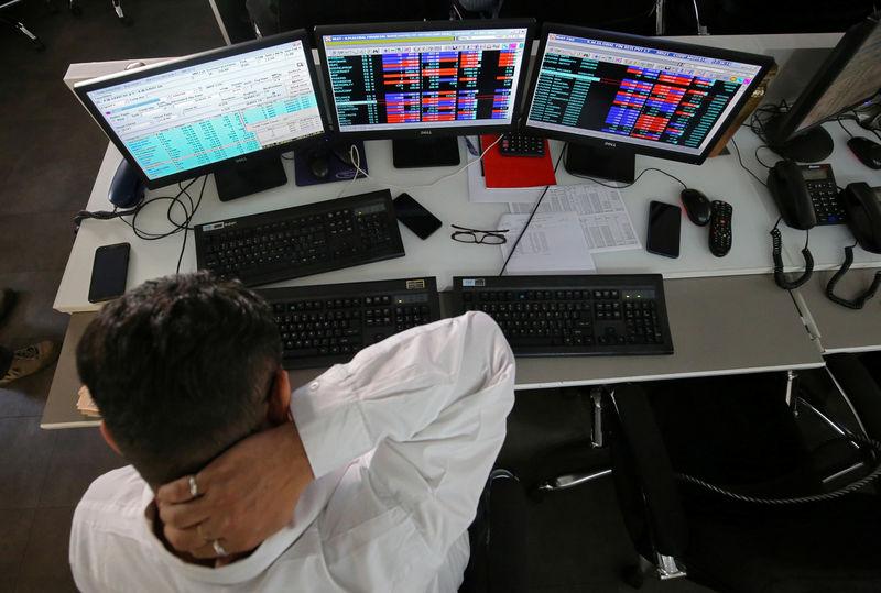 India stocks higher at close of trade; Nifty 50 up 0.80%