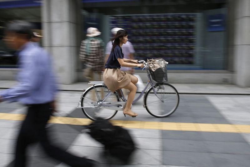 Japan's tertiary index -0.4% vs. -0.1% forecast