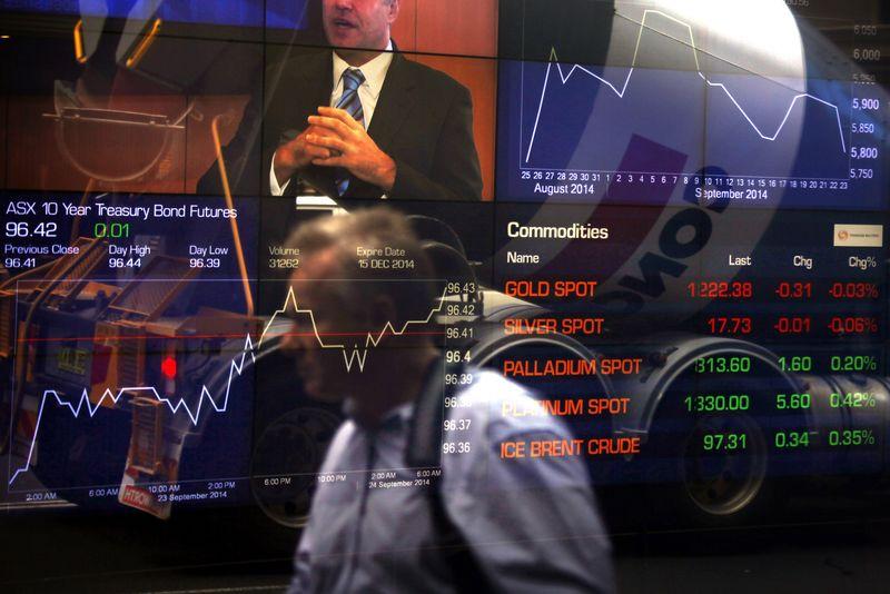 Рынок акций  Австралии закрылся ростом, S&P/ASX 200 прибавил 0,35%