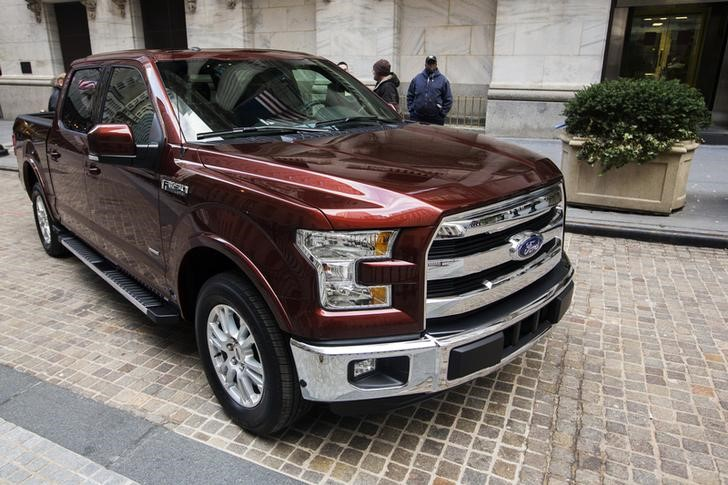 Ford, GM Weaker on Production Cuts to Tackle Chips Shortage
