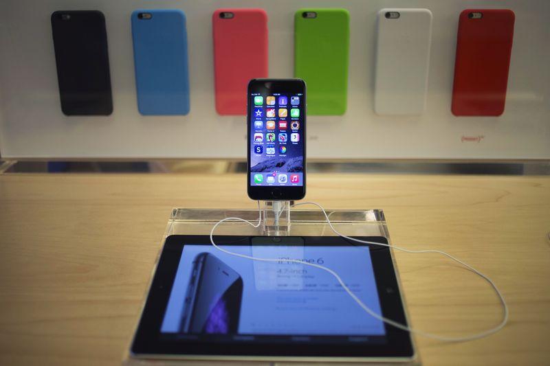 Apple Posts Record Q3 Profit as Consumers Snap Up iPhones