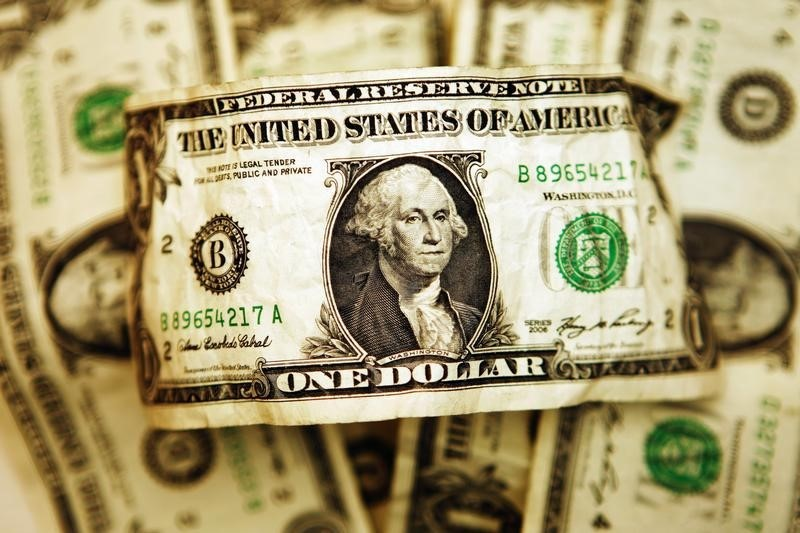 Dollar Edges Higher; Commodity Currencies Limit Gains