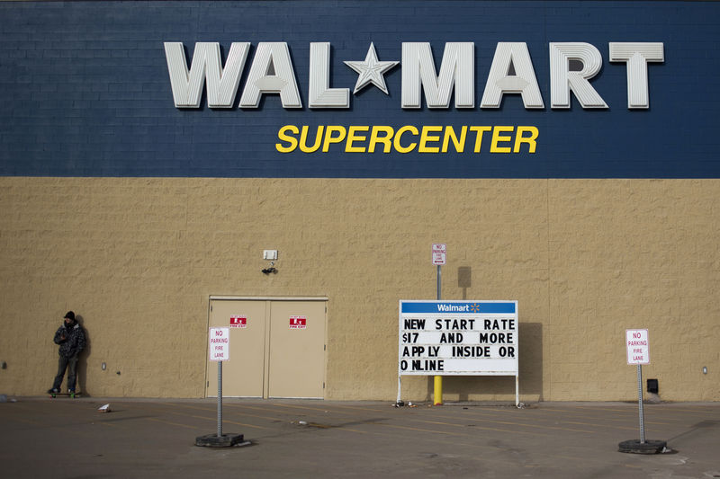 Michaels Cos hires Walmart's Ashley Buchanan as CEO