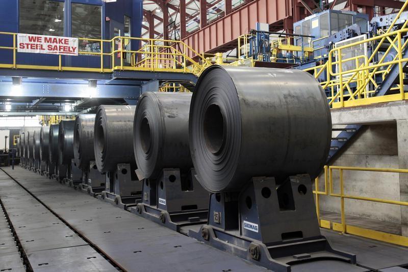 Futuros do minério de ferro têm nova queda tensão entre China e EUA