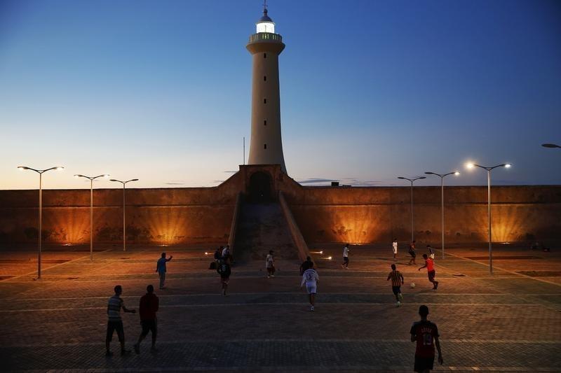 Marrocos - Ações fecharam o pregão em alta e o Índice Moroccan All Shares avançou 1,09%