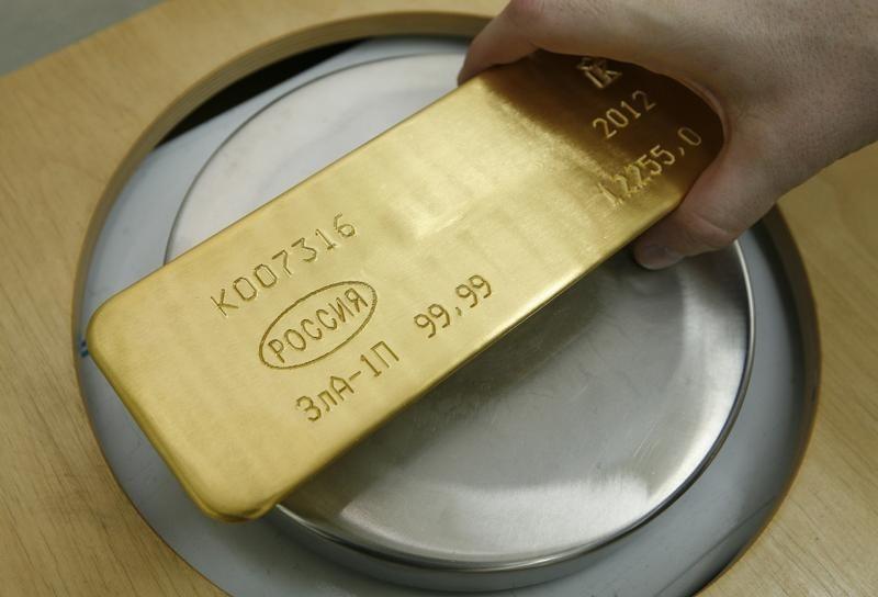 Los futuros del oro subieron durante la sesión europea