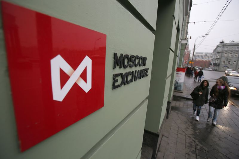 Russia stocks higher at close of trade; MOEX Russia up 0.97%