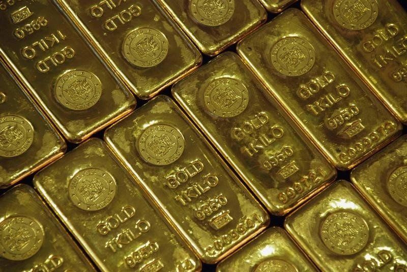 Τα προθεσμιακά χρυσού υψηλότερα κατά τη συνεδρίαση στις ΗΠΑ