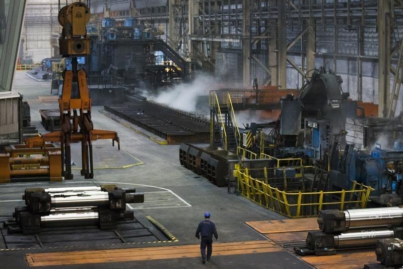 A produção industrial caiu 8% na União Europeia em 2020