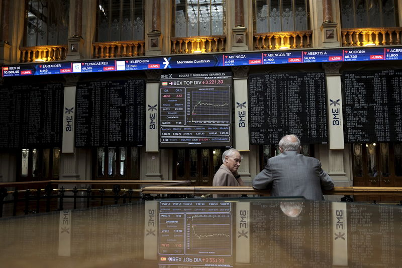 Spain stocks higher at close of trade; IBEX 35 up 0.83%