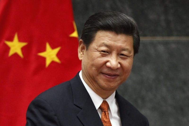 Xi Eyes Sub-5% Growth Rate in New Vision for Chinese Economy