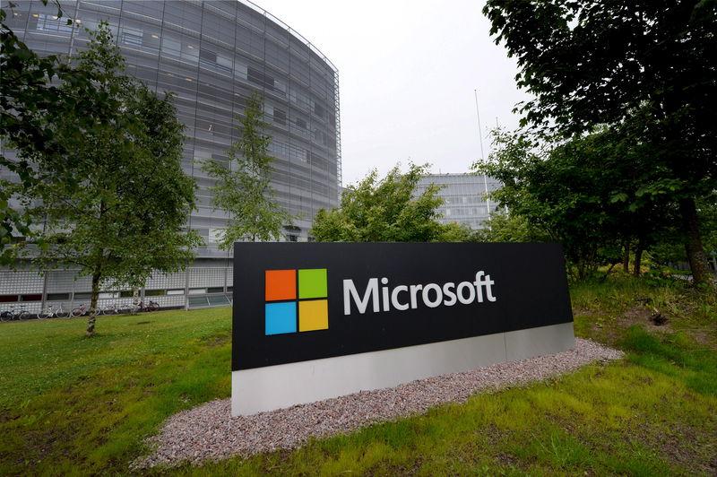 Microsoft rebondit alors que Morgan Stanley réitère ses perspectives haussières
