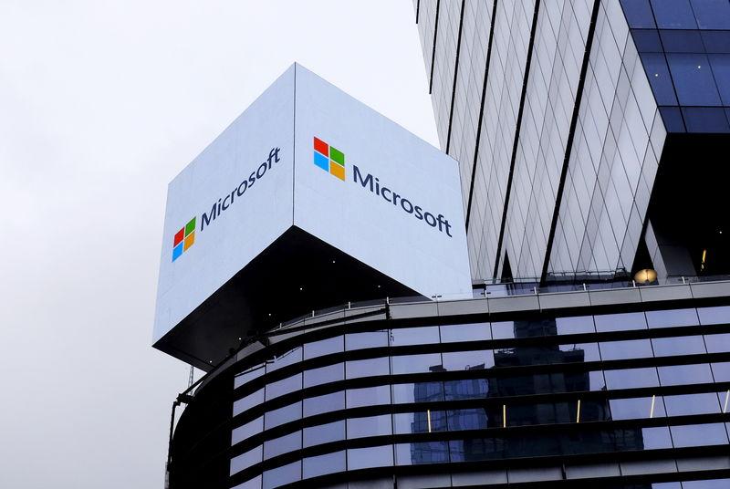 Аналитик ждет роста бумаг Microsoft на 18% в 2022 году