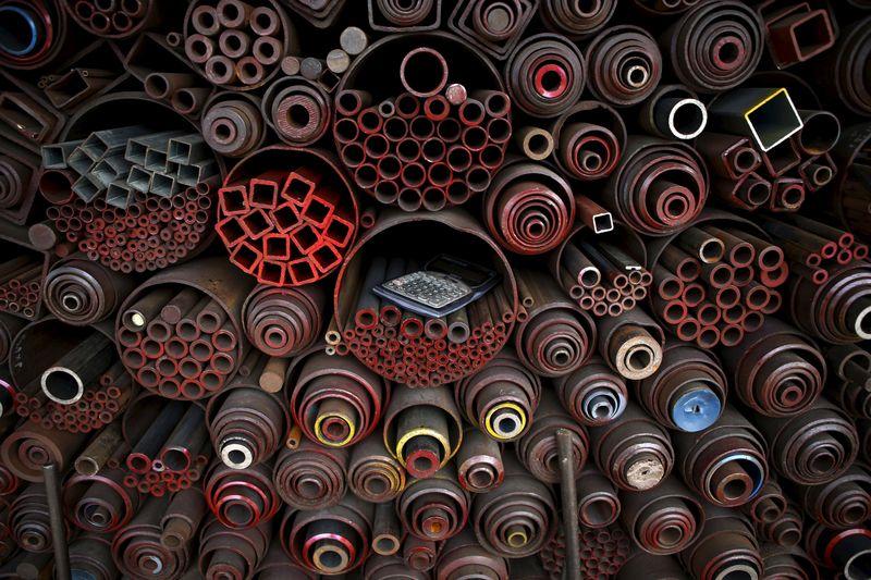 Após feriado prolongado chinês, minério de ferro encerra com alta em Dalian