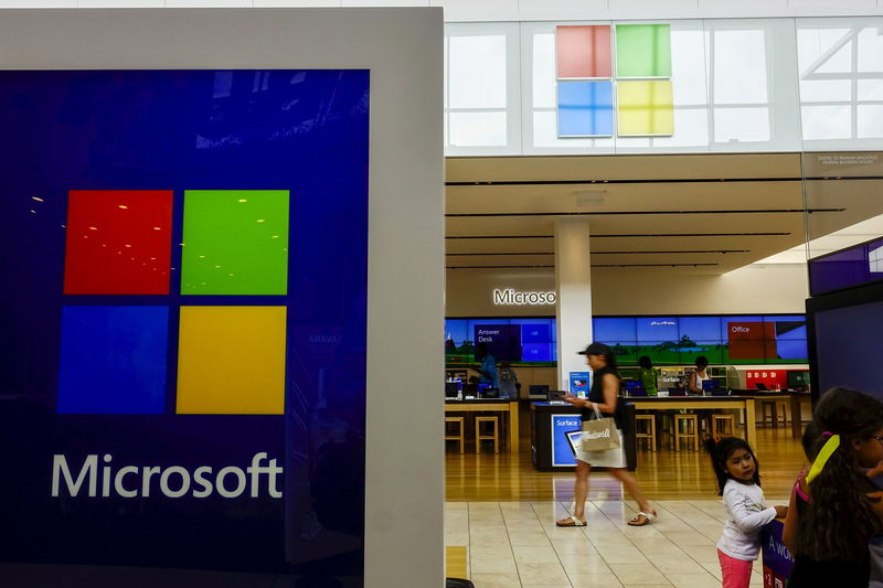 U.S. Futures Edge Higher; Microsoft Buyback, Industrial Production in Focus
