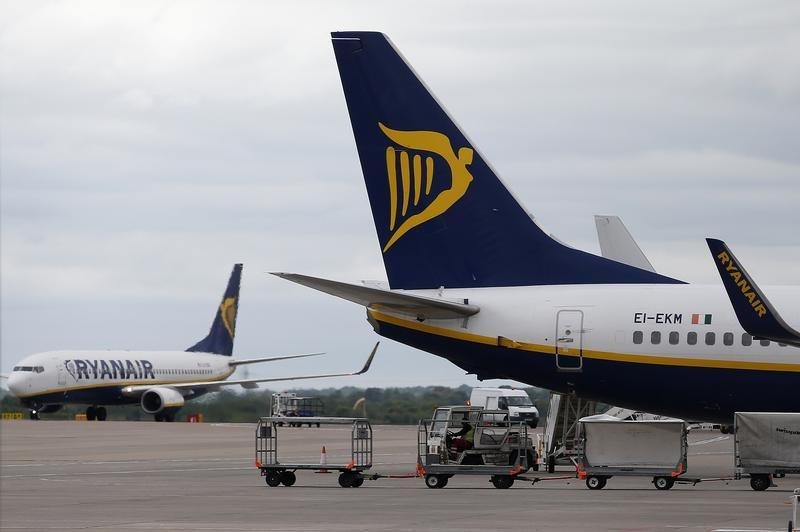 UK market update – Taylor Wimpey lifts forecast, Ryanair passengers pick up