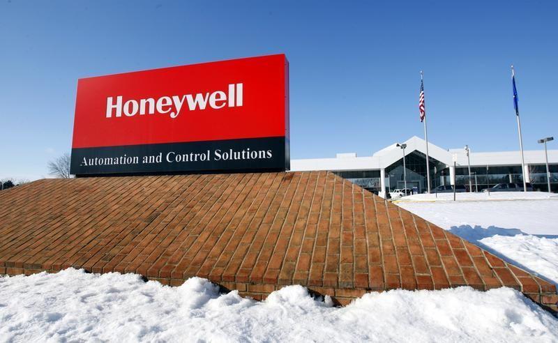 Honeywell winst en omzet hoger dan voorspeld