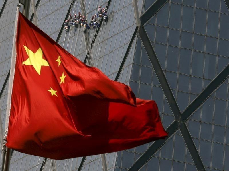 中國8月規模以上工業增加值同比增長5.3%,兩年平均增長5.4%
