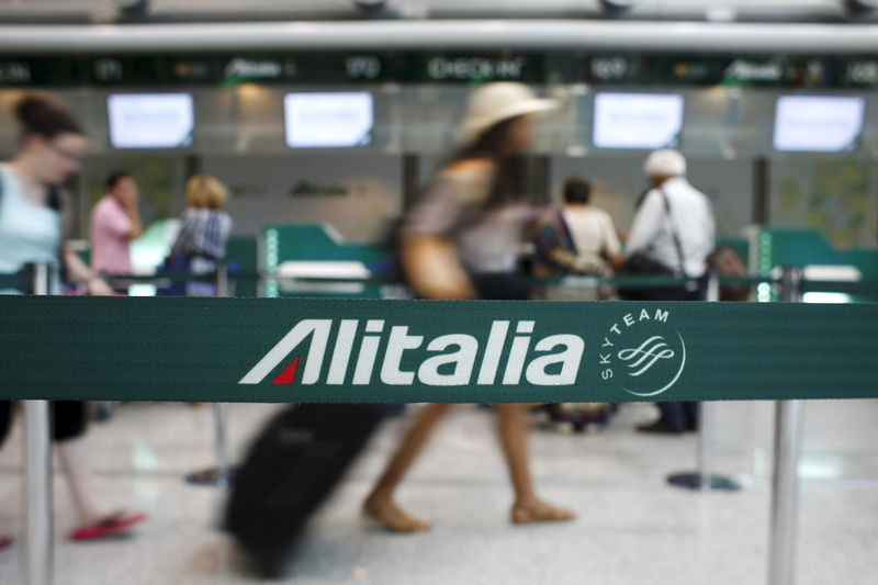 Alitalia denies managers met Lufthansa over stake deal