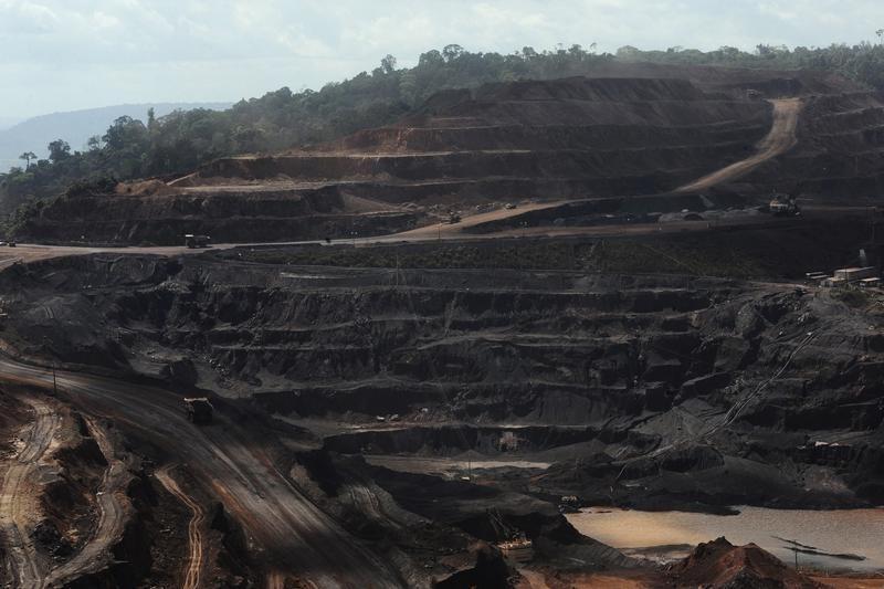 Contratos futuros do minério de ferro têm novo dia de queda na bolsa da Dalian