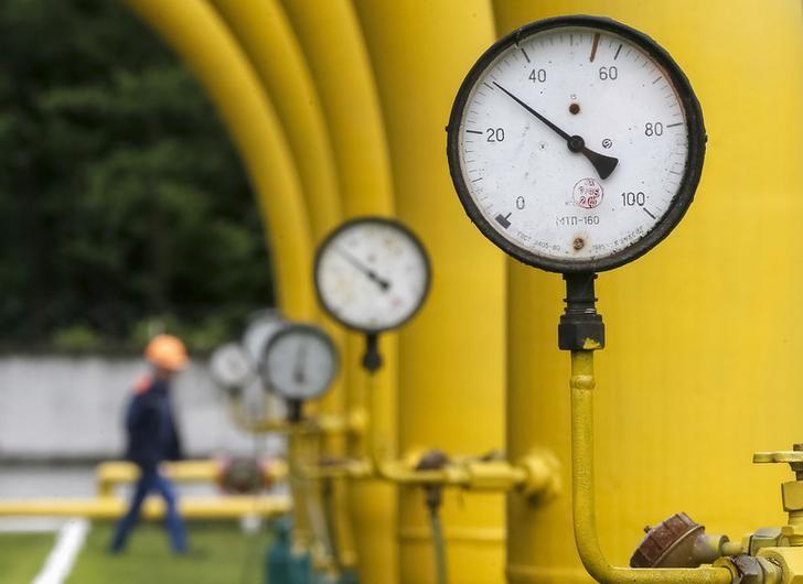 Aardgas futures hoger tijdens de V.S. sessie