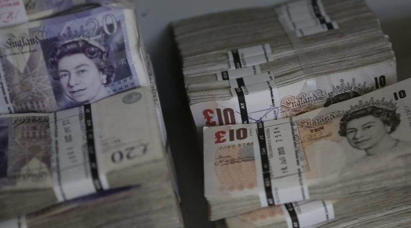 Pound's 3-Week Winning Streak at Risk as Negative Rate Talks Heat Up