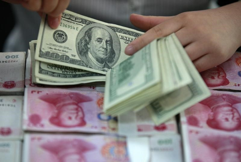 Forex - Dollar Stabilizes Post-Powell, Chinese Yuan on Watch After PBOC Support