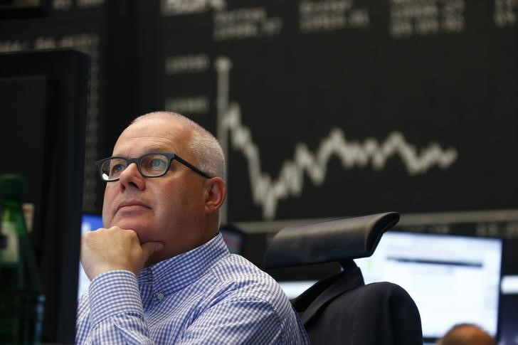 Germany shares lower at close of trade; DAX down 0.49%
